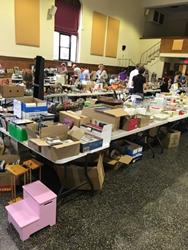 Click to view album: Tag Sale 2017!