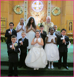 Click to view album: First Holy Communions 2017