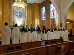 Click to view album: Altar Server Commissioning