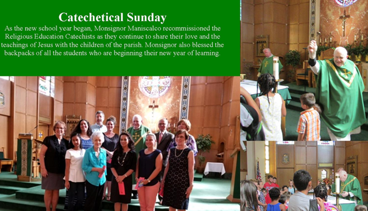 Catetchetical Sunday 2017