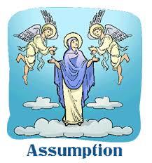 Solemnity of the Assumption Mass Schedule