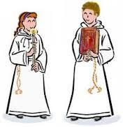 New Altar Servers Commissioned!