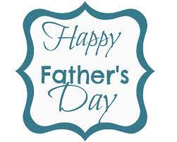 Notice Regarding Father's Day Cards