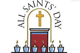 Celebrate All Saints Day
