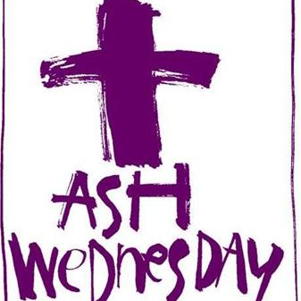 Ash Wednesday - March 6, 2019