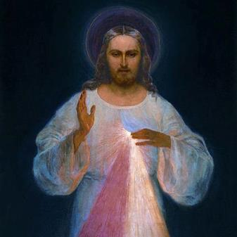 Join us for Divine Mercy Sunday