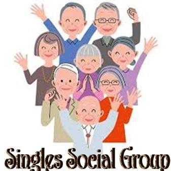 Singles Social Group April Events
