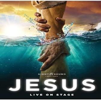 Sight & Sound Theatres present JESUS