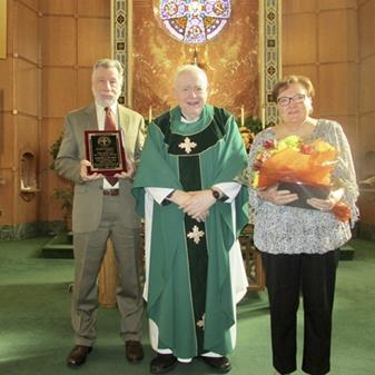 """Spirit of St. Thomas"" Awards"