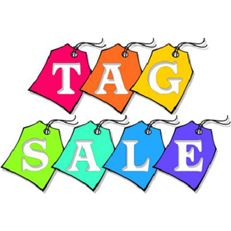 Tag Sale Donations Needed!