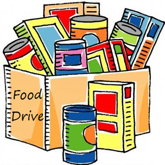 20th Annual Community Food Drive