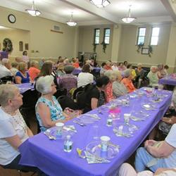 Click to view album: Knit & Crochet June Luncheon